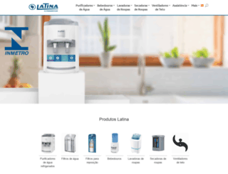 latina.com.br screenshot