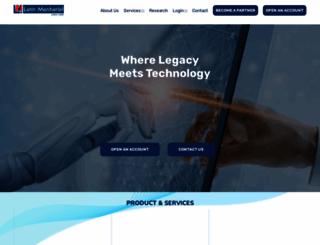 latinmanharlal.com screenshot