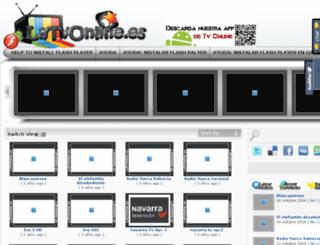 latvonline.es screenshot