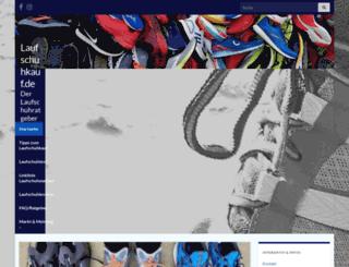 laufschuhkauf.de screenshot