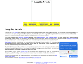 laughlin-nv.com screenshot