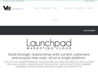 launchpadcloud.com screenshot