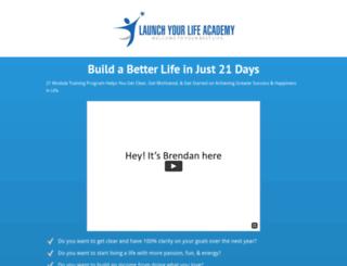 launchyourlifeacademy.com screenshot