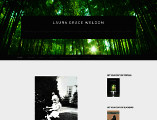 lauragraceweldon.com screenshot
