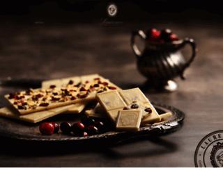 laurence-chocolate.gr screenshot