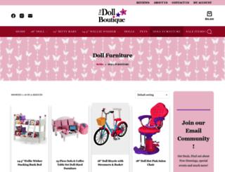 laurentdoll.com screenshot