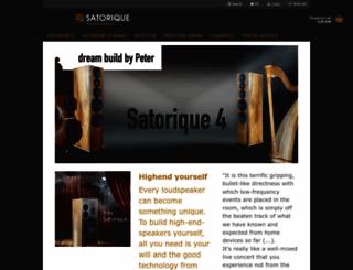 lautsprecherbau.de screenshot