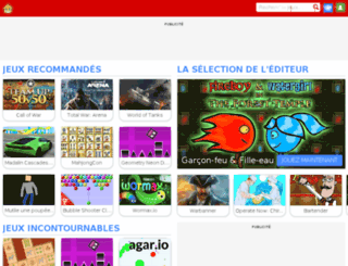 lavachequirit.jeux.fr screenshot