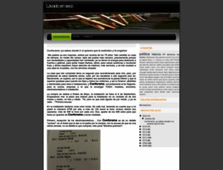 lavadoenseco.blogspot.com.es screenshot