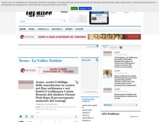 lavallee.netweek.it screenshot