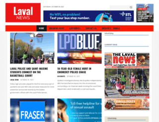 lavalnews.ca screenshot