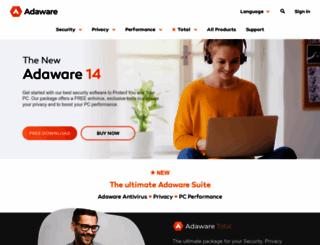 lavasoft.com screenshot