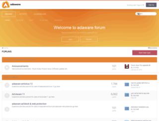 lavasoftsupport.com screenshot