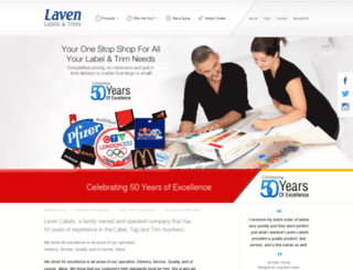 laven.com screenshot