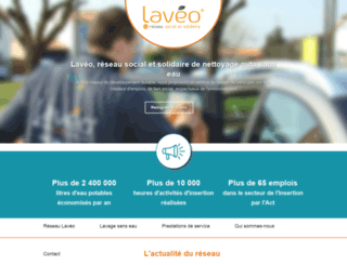 laveo.fr screenshot