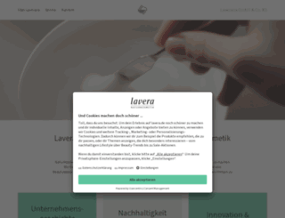 laverana.com screenshot
