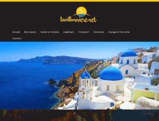 lavillonniere.net screenshot