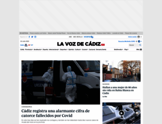 lavozdigital.es screenshot