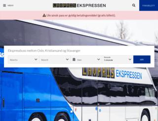 lavprisekspressen.no screenshot