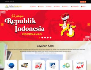 lawavedesign.com screenshot