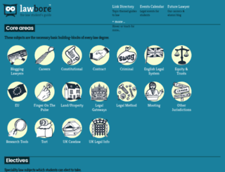lawbore.net screenshot