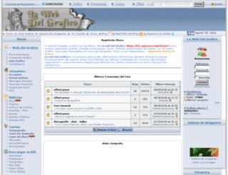 lawebdelgrafico.com.ar screenshot