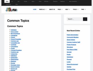 lawin.org screenshot