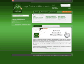 lawlive.com.sg screenshot