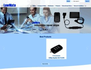 lawmate.com screenshot