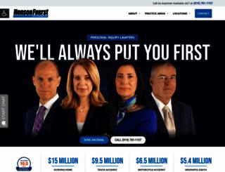 lawmed.com screenshot