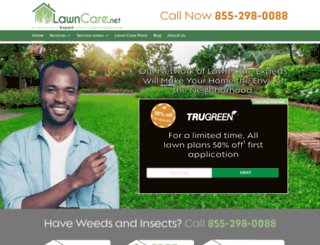 lawncare.net screenshot