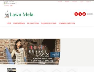 lawnmela.com screenshot