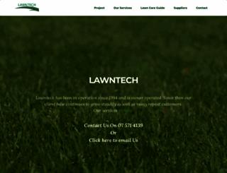 lawntech.co.nz screenshot