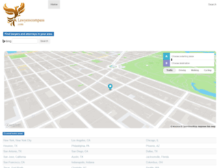 lawyersbystate.net screenshot