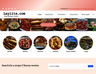 laylita.com screenshot