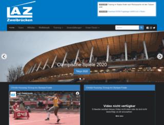 laz-zweibruecken.de screenshot