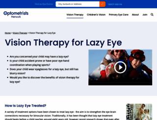 lazyeye.org screenshot
