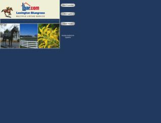 lbarmls.rapmls.com screenshot