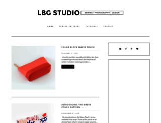 lbg-studio.com screenshot