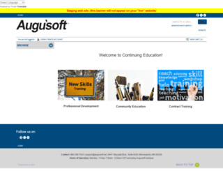 lci5.augusoft.net screenshot