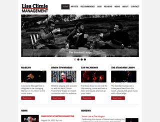 lcmanagemusic.com screenshot