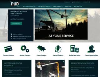lcpud.org screenshot