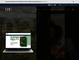 ldcom.com screenshot