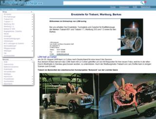 ldm-tuning.de screenshot