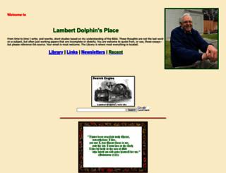 ldolphin.org screenshot