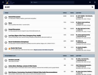 ldsfreedomforum.com screenshot