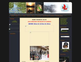 le-materiel-de-peche.com screenshot