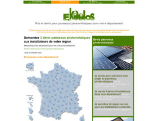 le-photovoltaique.fr screenshot