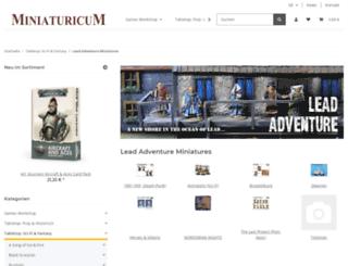 lead-adventure.com screenshot