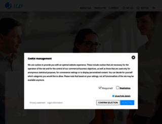 leadership-institute.de screenshot